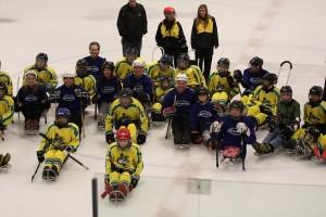Sled Hockey 20142