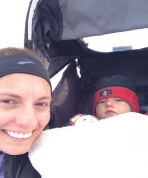 Postpartum Running with Mia