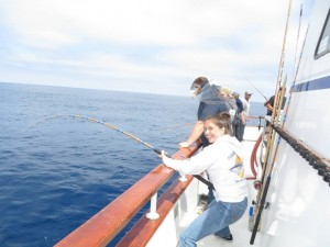 Deep Sea Fishing:  7 Tips for Prevention of Low Back Pain