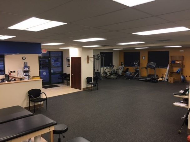 athletico physical therapy fishers east