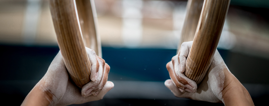 wrist pain in gymnasts