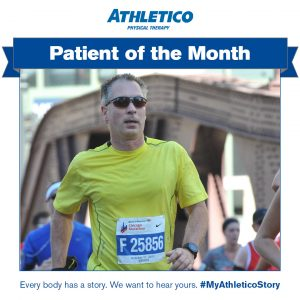 Athletico patient of the month October 2016