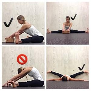 Hamstring Stretch Part II