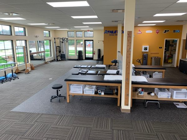 physical therapy bloomington indiana west