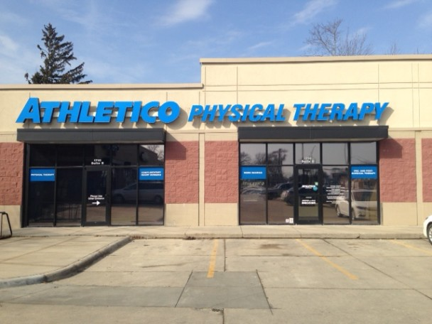 physical therapy cedar falls IA