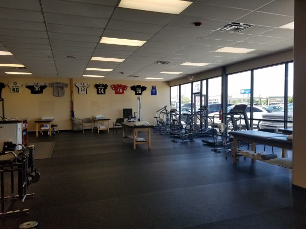 Inside of clinic 2 Festus MO