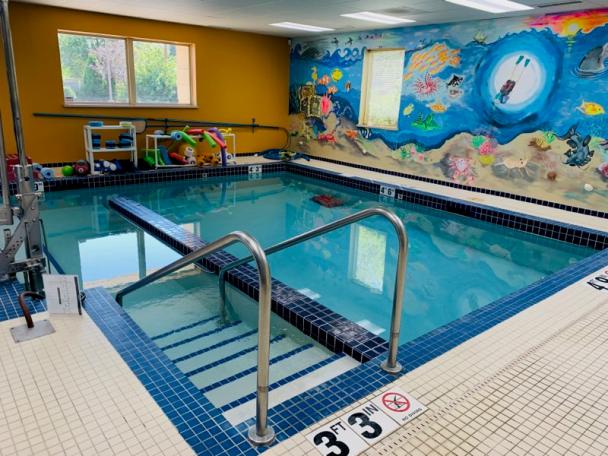 physical therapy kenosha aquatic center WI