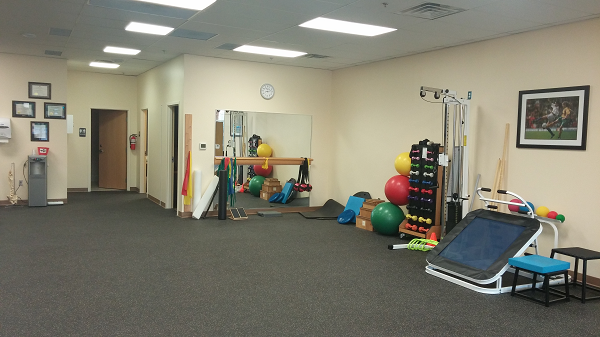 physical therapy clinic new albany