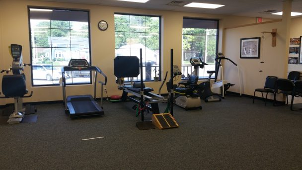physical therapy clear lake IA