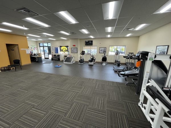 physical therapy ankeny north IA
