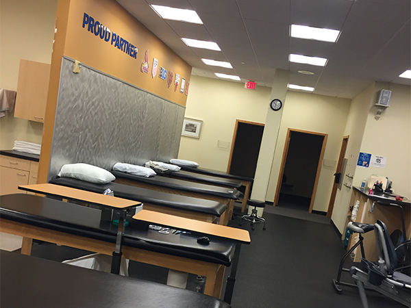 physical therapy chesterfield MO