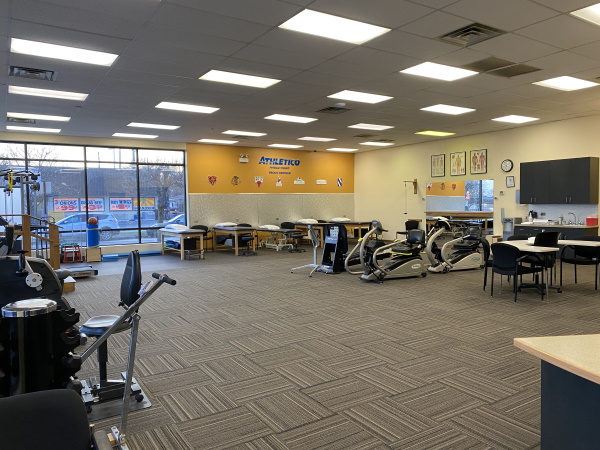 athletico physical therapy chatham central chicago