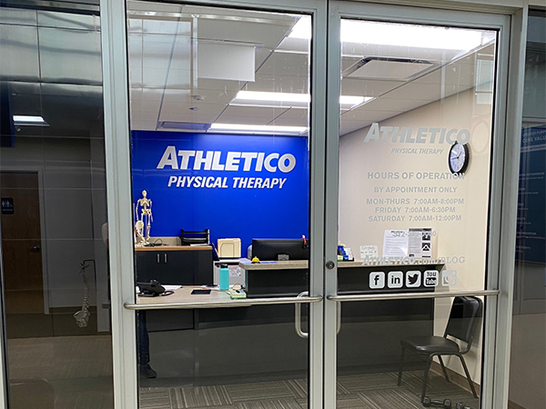 athletico physical therapy in chicago: prudential building