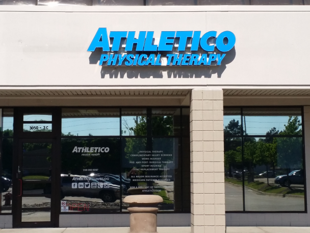physical therapy commerce township