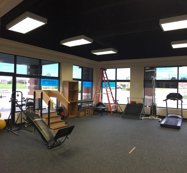 physical therapy crown point