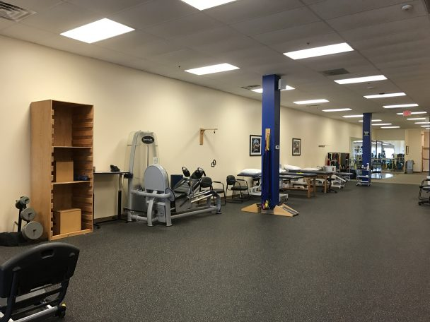 physical therapy darien