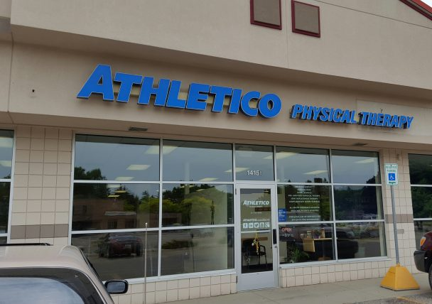 physical therapy eaton rapids MI
