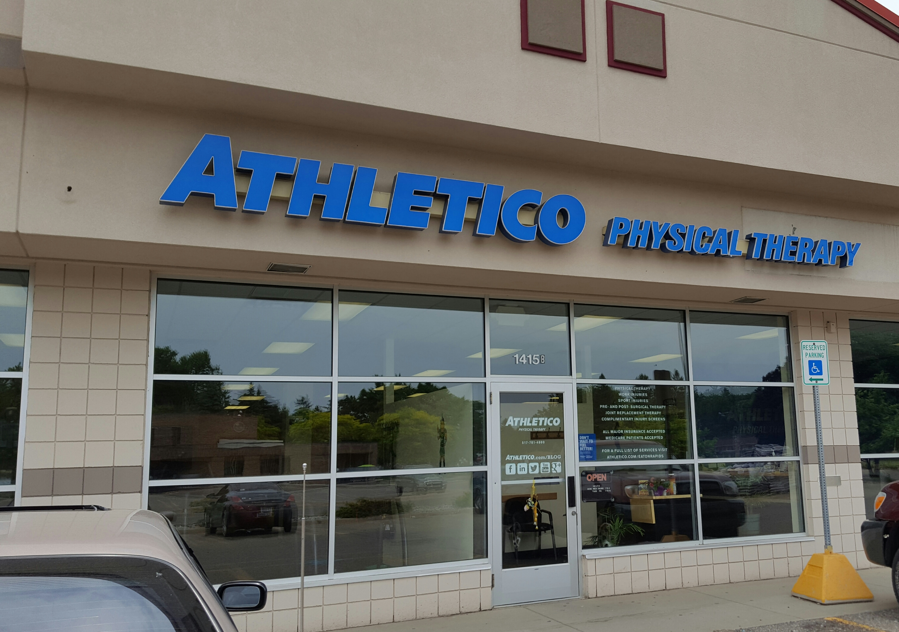 physical therapy eaton rapids