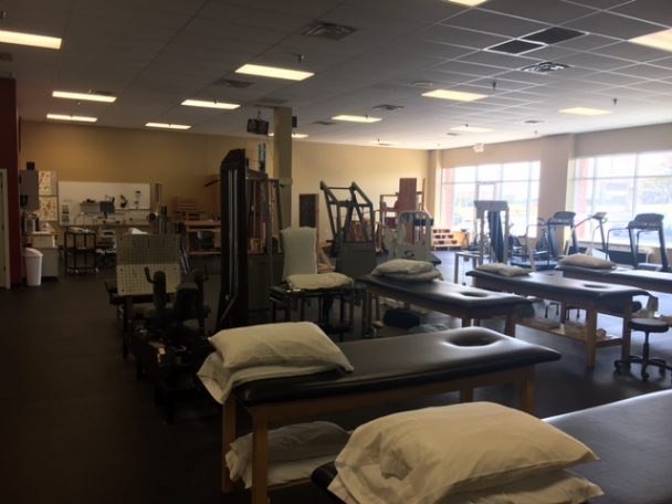 physical therapy in Farmington, MO