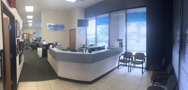 athletico physical therapy gilbert