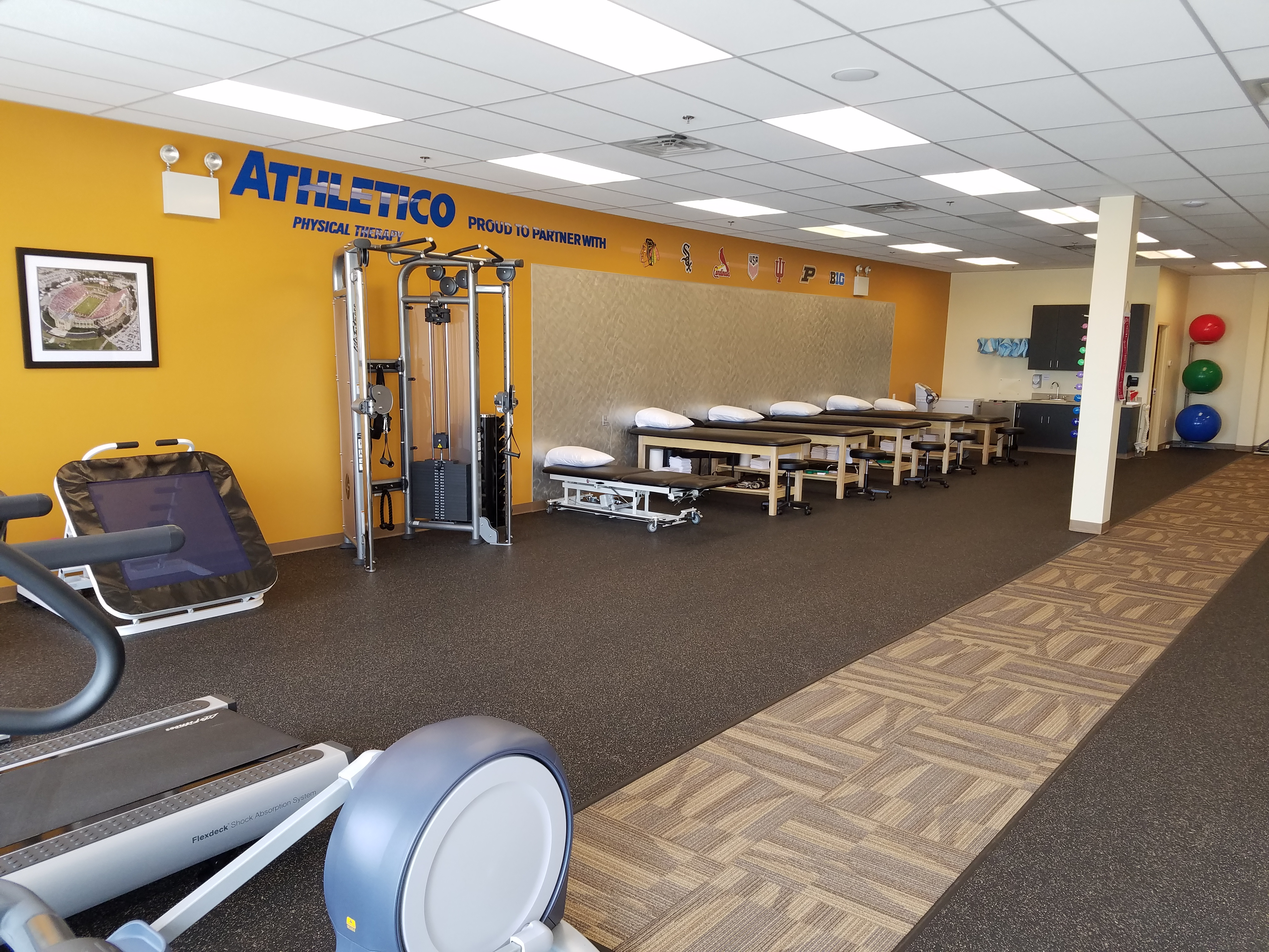 Physical Therapy Greenwood, IN - Athletico Greenwood