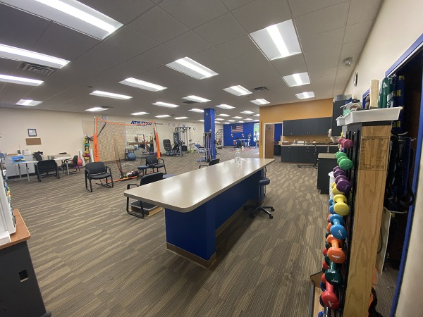 physical therapy hillsdale MI
