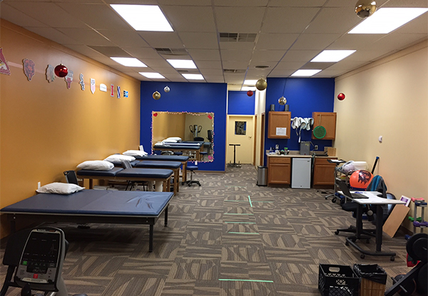 physical therapy lacon IL
