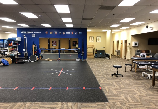 physical therapy lincoln park chicago IL east