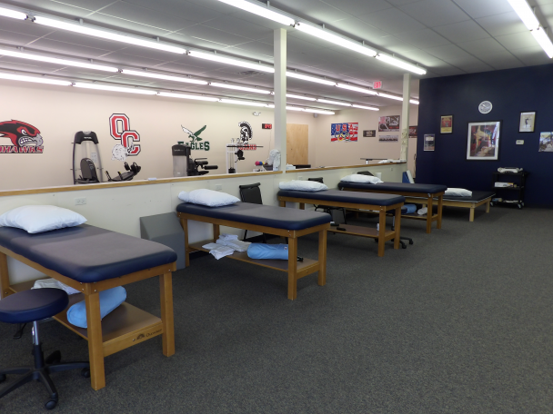 physical therapy marshall, MI