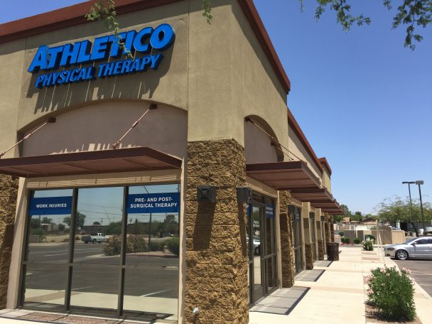physical therapy mesa