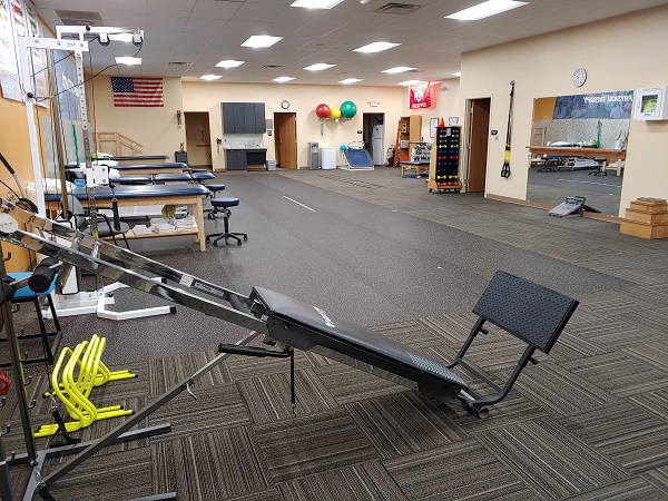 physical therapy newark granville ohio
