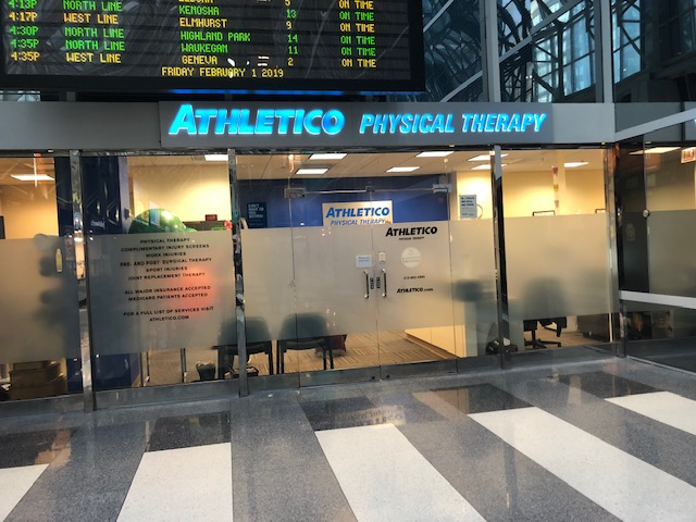 physical therapy Ogilvie station chicago IL
