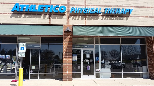 physical therapy romeoville IL