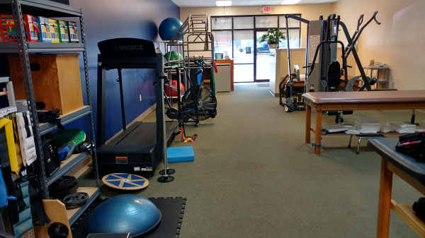 physical therapy st marys ohio