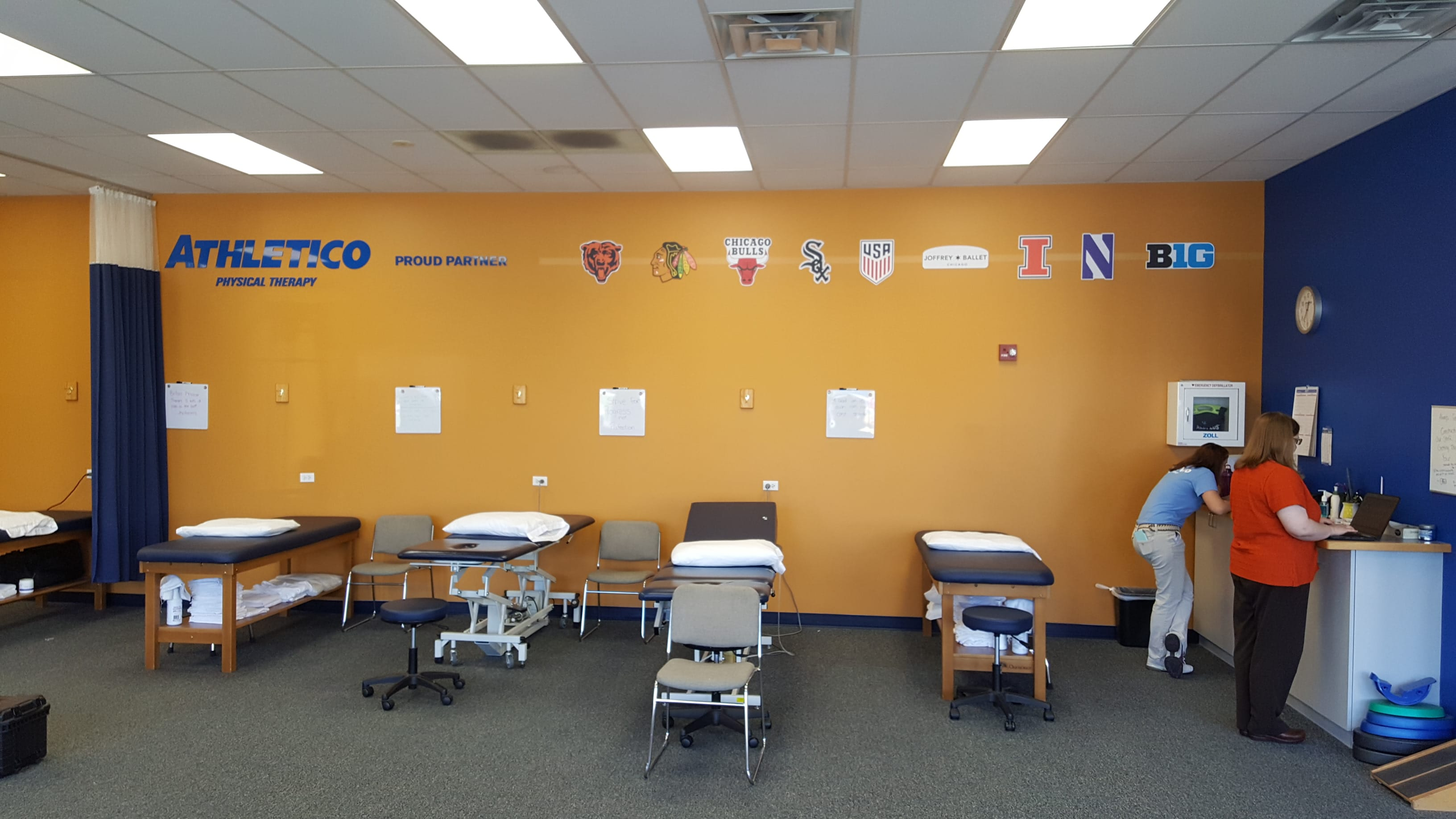 Physical Therapy Third Lake - Athletico Gurnee West (Third Lake)