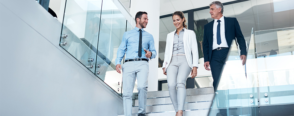 increase your daily step count at work by walking