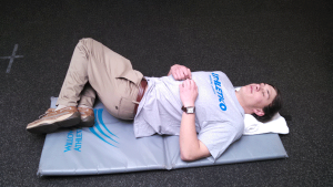 golf stretch thoracic spine start