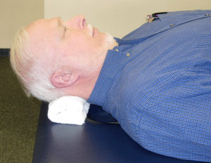 Headache back muscles physical therapy