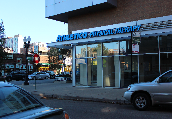 physical therapy wrigleyville chicago IL