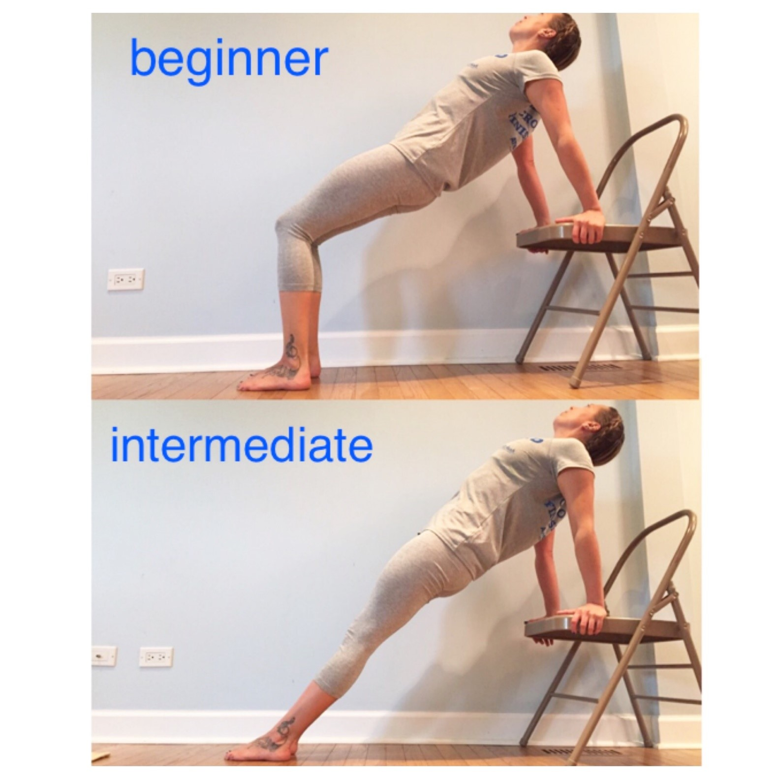 Stretch of the Week: Reverse Plank - Athletico