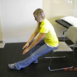 Hamstring Stretch - Shovel