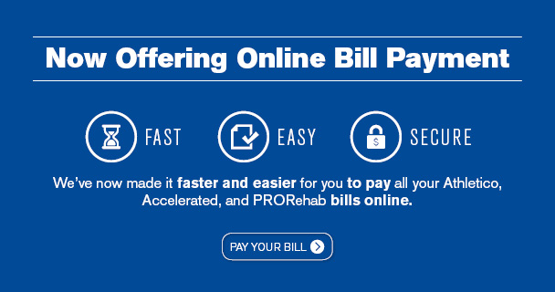 Online Physical Therapy Bill Pay