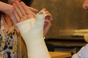 wrist fracture