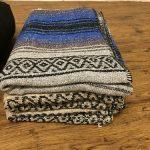blankets for reclined upper back backbend