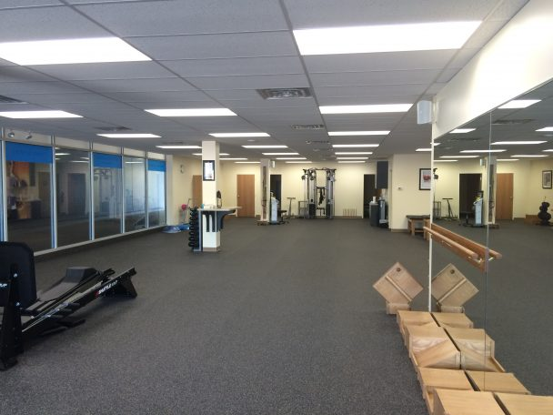 physical therapy clinic bronzeville