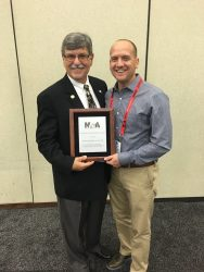 Athletic wins NATA Award