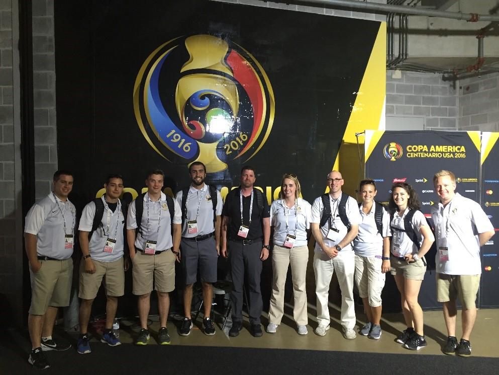 Copa America Soccer