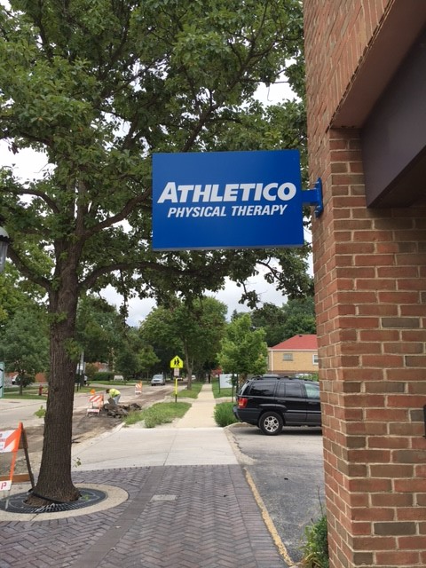athletico physical therapy riverside