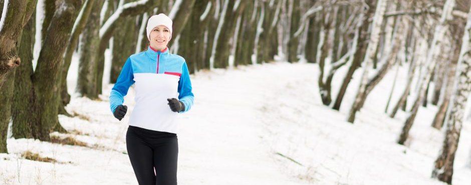 Maintaining Your Winter Running Routine