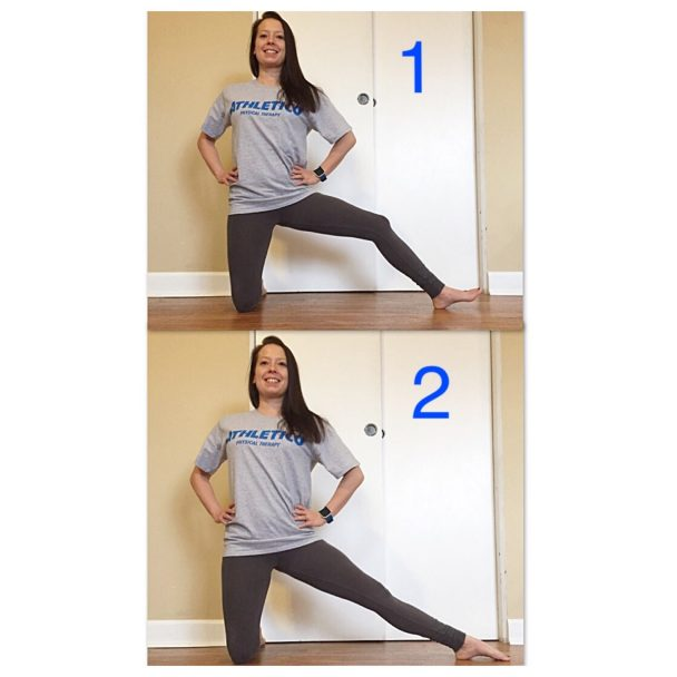 Stretch of the Week: Side Lunge Shin Stretch